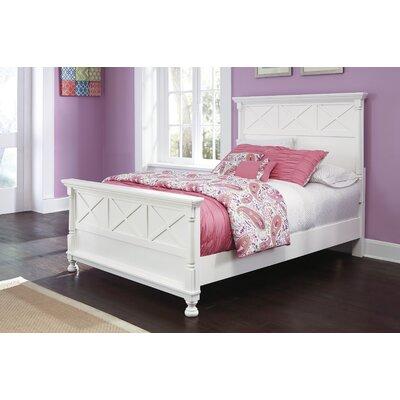 Kaslyn Panel Bed