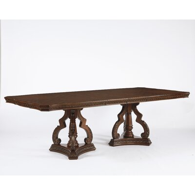 Ledelle Pedestal Dining Table