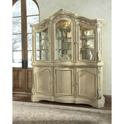 Ortanique Dining Room China Cabinet