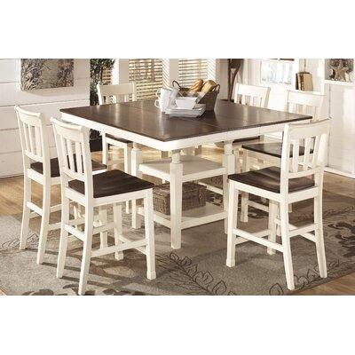 Whitesburg Counter Height Dining Table Wayfair