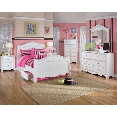 Signature Design by Ashley Lydia 6 Drawer Dresser