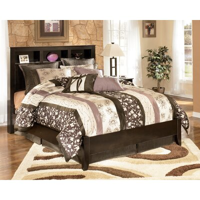 Signature Design by Ashley Sherman Queen Panel Bed