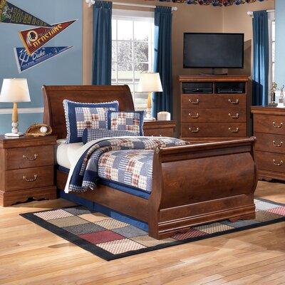 kimball sleigh bedroom collection wayfair