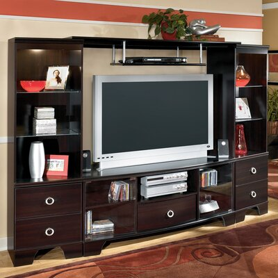 Signature Design by Ashley Bellaire Entertainment Center