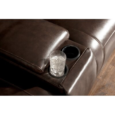 Signature Design by Ashley Alamo Reclining Loveseat