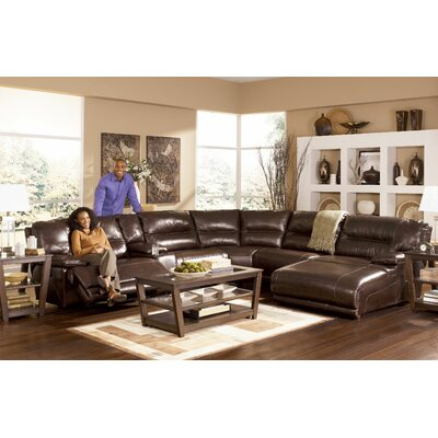Signature Design by Ashley Venice Reclining Sectional