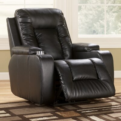 Signature design by ashley palo recliner reviews wayfair for Ashley reclining chaise