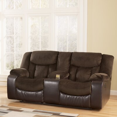 Bay Double Reclining Loveseat