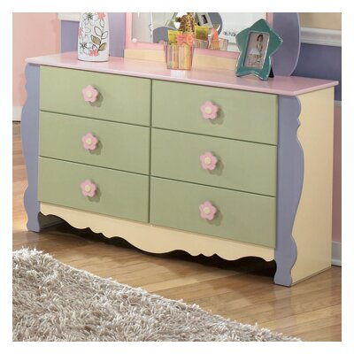 Signature Design by Ashley Harper Youth 6-Drawer Dresser