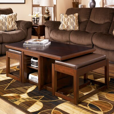 Signature Design by Ashley Lamoine Coffee Table Set