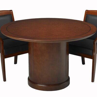 "Mayline Group Sorrento 48"" Round Conference Table"
