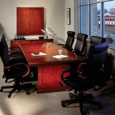 Mayline Group Toscana 24' Conference Table Set