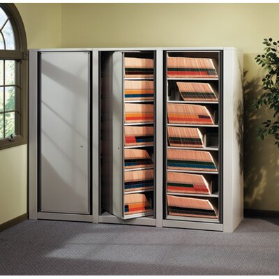 Mayline Group ARC Rotary File Open Filing Unit
