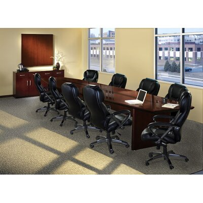 Mayline Group Corsica 18' Conference Table