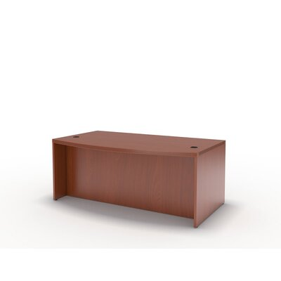 Mayline Group Aberdeen Bowfront Desk