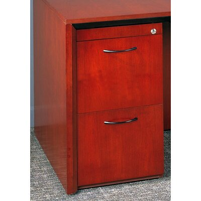 Mayline Group 2-Drawer File/File Pedestal