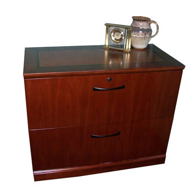 Mayline Group Sorrento 2-Drawer  File Cabinet