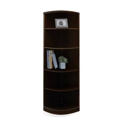 "Mayline Group Sorrento Quarter 70"" Bookcase"