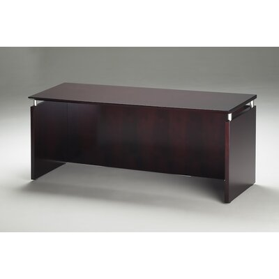 Mayline Group Top-grade Hardwood Veneer Furniture Series Credenza