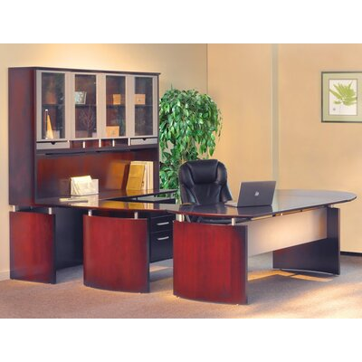 Mayline Group Napoli Desk Office Suite