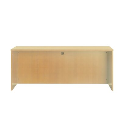 "Mayline Group Luminary 72"" Credenza Shell"