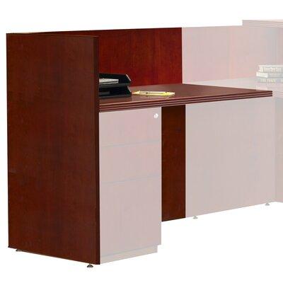 "Mayline Group Luminary Series 29"" H x 48"" W Desk Return"