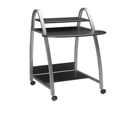 """Mayline Group Mobile Arch 31.5"""" W x 28.5"""" D Computer Desk"""