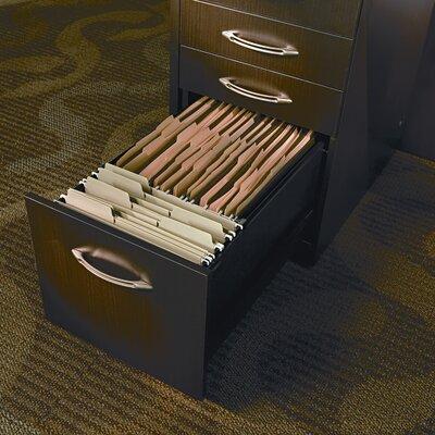 Mayline Group Aberdeen 4-Drawer Pbbf Laminate Desk Pedestal