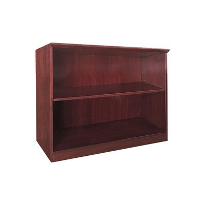 "Mayline Group 30"" Two Shelf Bookcase"
