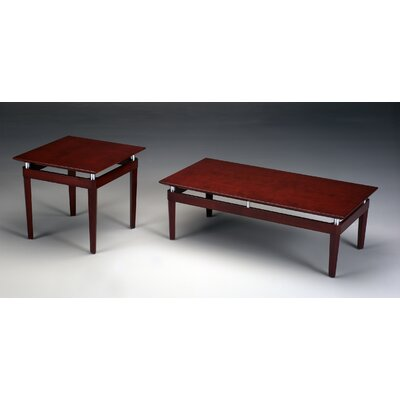 Mayline Napoli Lounge Coffee Table Set