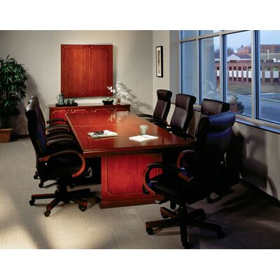 Mayline Group 12' Toscana Rectangular Conference Table