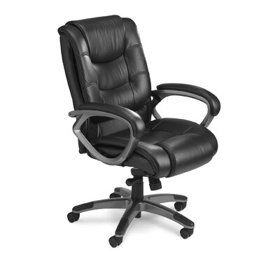 Mayline Group Ultimo EZ-Assemble Deluxe Mid-Back Chair
