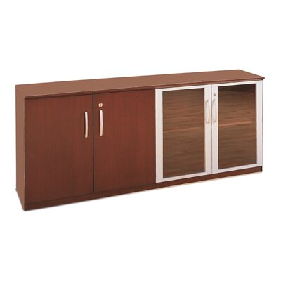 Mayline Napoli Low Wall Cabinet