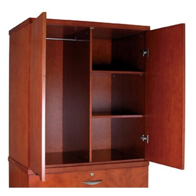 "Mayline Group Mira 35"" Wardrobe Cabinet"