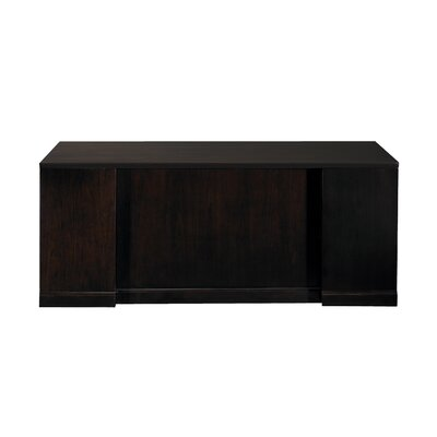 "Mayline Group Sorrento 66"" W Double Pedestal Credenza"