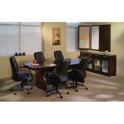 Mayline Group 8' Sorrento Conference Table