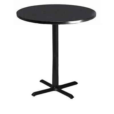Mayline Group Bistro Round Bar Height Table