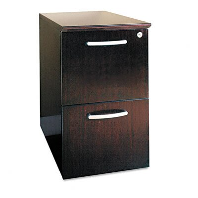Mayline Group Napoli Veneer Pedestal File