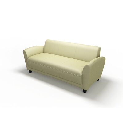 Mayline Group Santa Cruz Leather Lounge Sofa