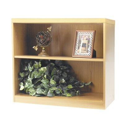 Mayline Group Aberdeen 2-Shelf Bookcase