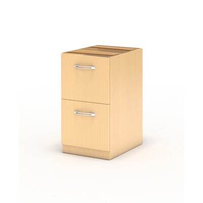 Mayline Group Aberdeen File/File Pedestal