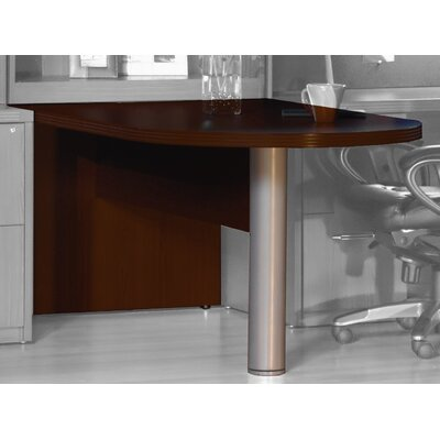 Mayline Group Aberdeen Freestanding Peninsula Desk