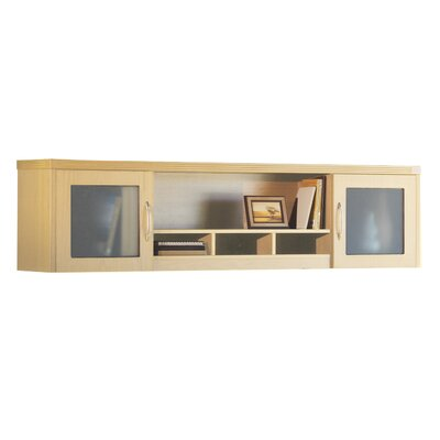 Mayline Group Aberdeen Wall Mount Hutch