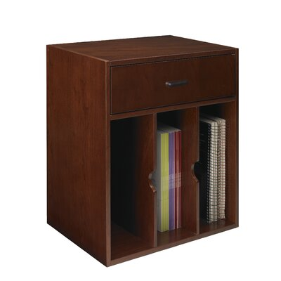 Mayline Group Sorrento Vertical Hutch Organizer