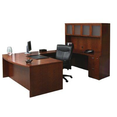 Mayline Group Mira Typical Office Suite
