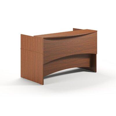 Mayline Group Brighton Series Standard Desk Office Suite