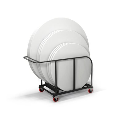 Mayline Group Event Round Table Cart