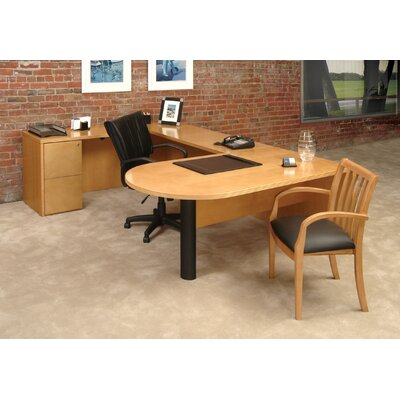 Mayline Group Luminary Desking Office Suite