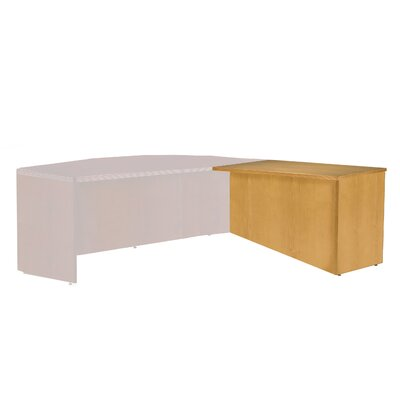 "Mayline Group Luminary 29"" H X 36"" W Right Desk Return"