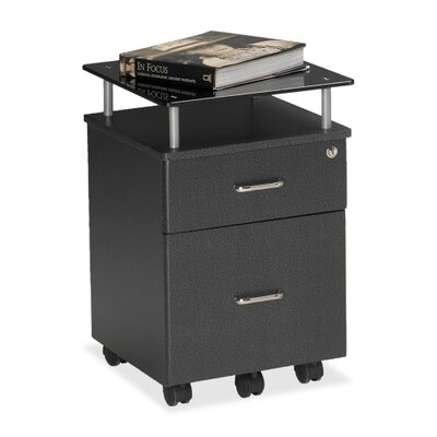 Mayline Group Eastwinds Box/File Mobile Pedestal